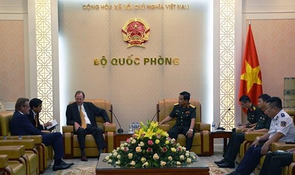 越南与荷兰加强造船领域的合作 hinh anh 1