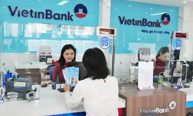 2018年Vietinbank宣布将发行价值4万亿越盾的债券 hinh anh 1