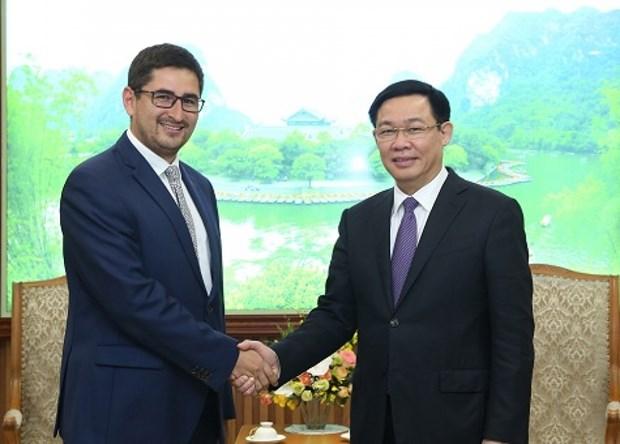 越南与智利出口结构互补性较强 hinh anh 1