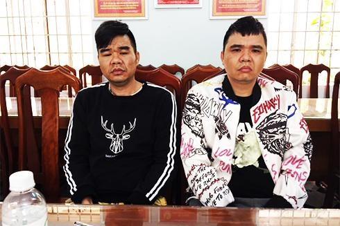 越南向中国警方移交两名外逃犯罪嫌疑人 hinh anh 1