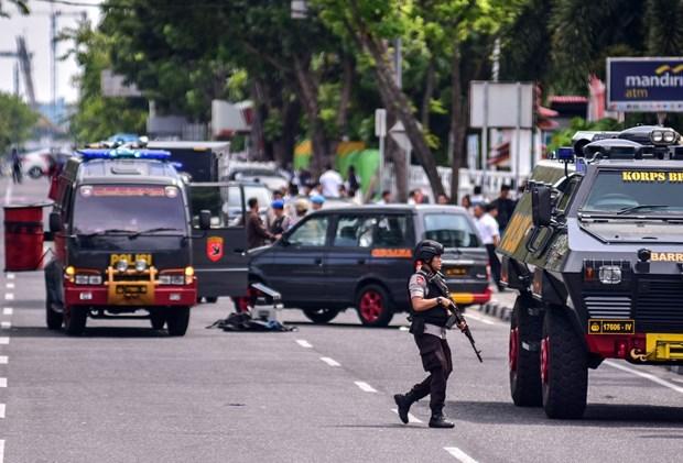 印尼警方建议政府将2019年国家警察财政预算增加到85亿美元 hinh anh 1