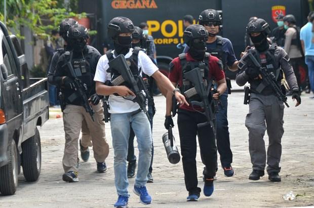 印尼警方建议政府将2019年国家警察财政预算增加到85亿美元 hinh anh 2