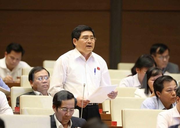 越南第十四届国会第五次会议:国会讨论4项内容 从中选出2项纳入2019年国会专题监督计划 hinh anh 1