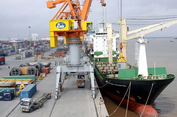 越南商品出口额继续维持高幅增长 hinh anh 1