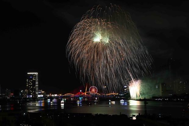 2018年岘港国际烟花节:渴望桥梁 hinh anh 2