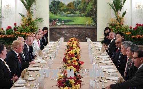 美国总统将出席第六次东盟—美国峰会和第十三届东亚峰会 hinh anh 1