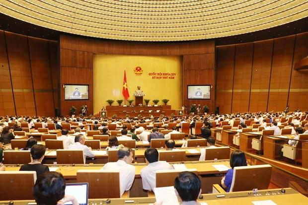 越南第十四届国会第五次会议公报(第十七号) hinh anh 1
