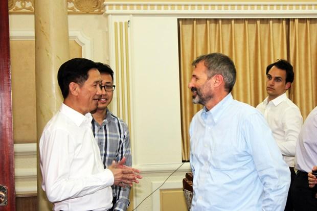 国际金融公司希望胡志明市成为越南乃至亚洲的大城市发展典范 hinh anh 1