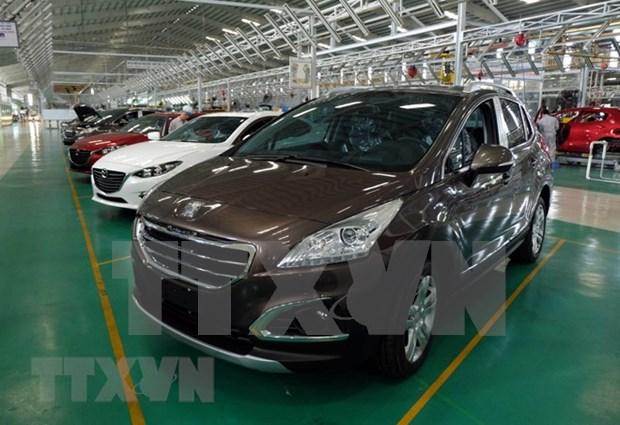 2018年5月份汽车销量环比增长9% hinh anh 2