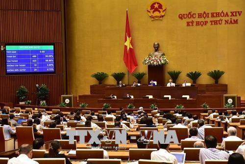 越南第十四届国会第五次会议:确保网络空间的信息安全 hinh anh 1