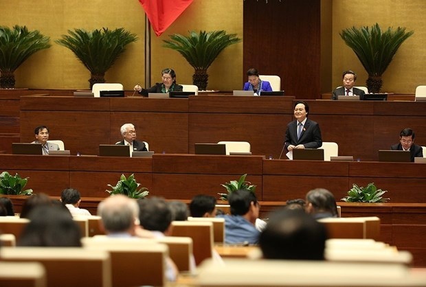 越南第十四届国会第五次会议公报(第十八号) hinh anh 1