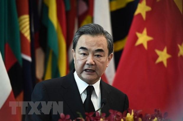中国愿与东盟建立更为紧密的命运共同体 hinh anh 1