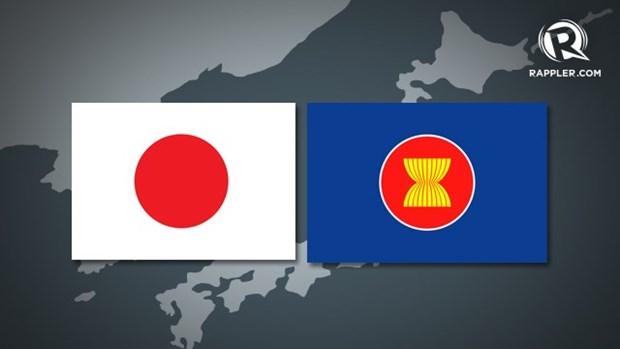 东盟与日本进一步深化战略伙伴关系 hinh anh 1