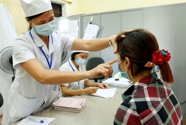 力争到2020年全国艾滋病感染者参保率达到100% hinh anh 1