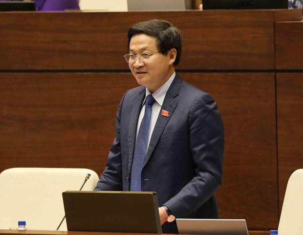 越南第十四届国会第五次会议公报(第十九号) hinh anh 1