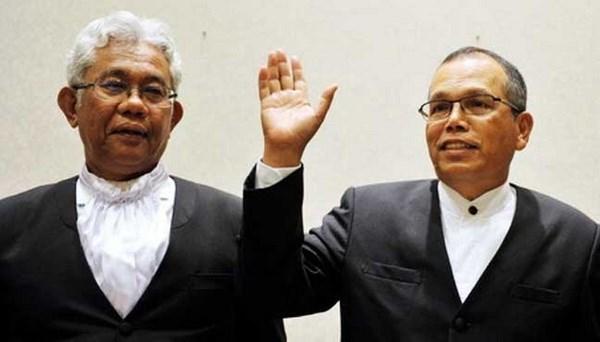 马来西亚司法界头两号人物辞职 hinh anh 1