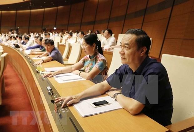 越南第十四届国会第五次会议: 《测量与地图法》于2019年1月1日起生效 hinh anh 1