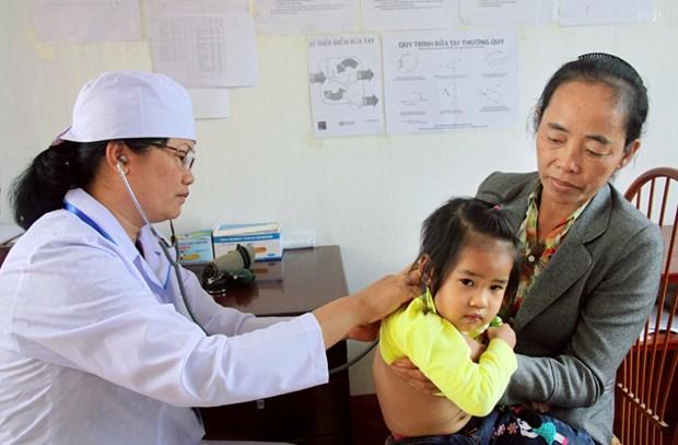 越南力争到2019年开展个人电子健康档案 hinh anh 1