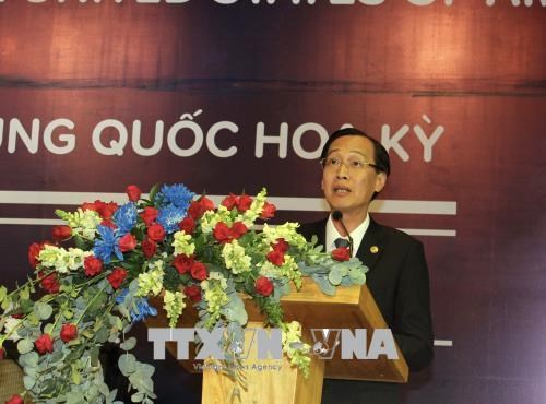 美国希望越南发展壮大、繁荣与独立 hinh anh 1