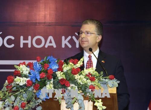 美国希望越南发展壮大、繁荣与独立 hinh anh 2