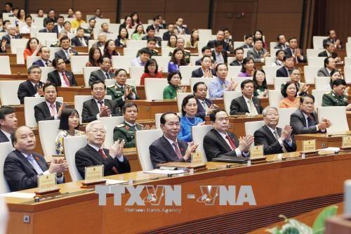 越南第十四届国会第五次会议正式闭幕 hinh anh 2