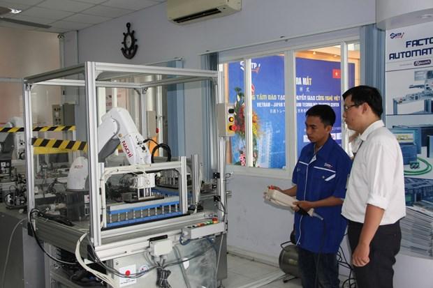 胡志明市:国际标准人力资源培训与合作取得重要进展 hinh anh 2