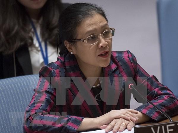 越南重视并充分落实联合国海洋法公约(UNCLOS)规定 hinh anh 1