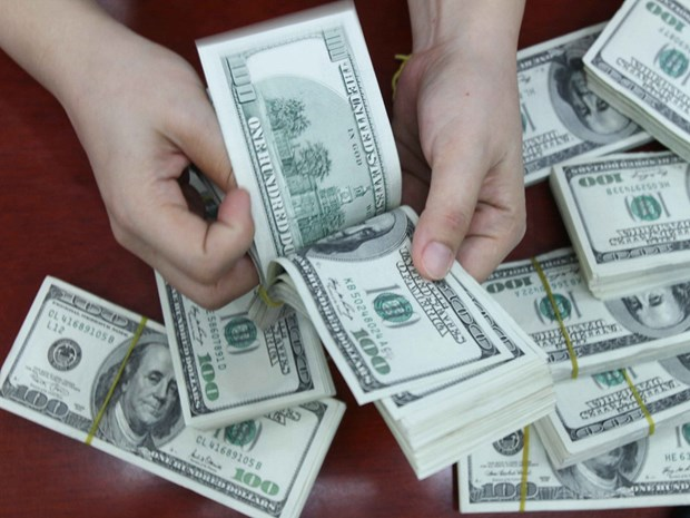 15日越盾兑美元中心汇率上涨12越盾 hinh anh 1