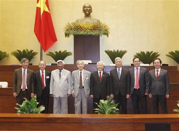 越南国会第十四届国会第五次会议公报(第二十一号) hinh anh 1