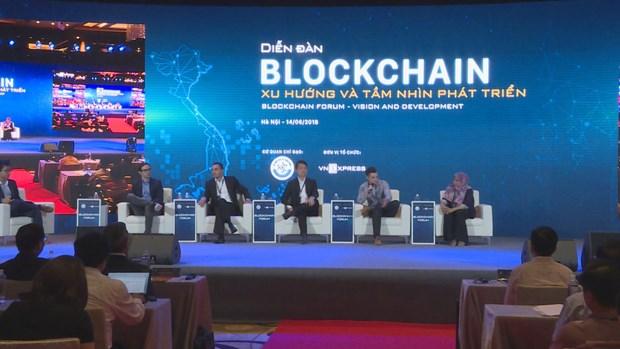 越南应尽早制定数据区块链技术相关政策 hinh anh 1