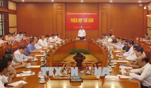 国家主席陈大光:着力做好刑事案件执行工作创新 hinh anh 1