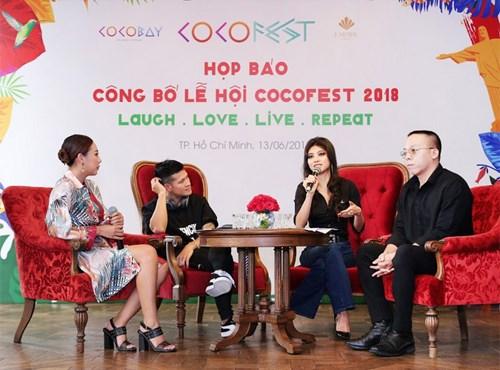 Cocofest 2018国际音乐会即将亮相岘港 hinh anh 1
