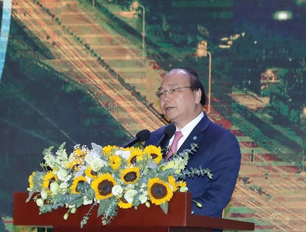 政府总理阮春福:河内市应寻找可持续且有突破性的长期增长动力 hinh anh 5