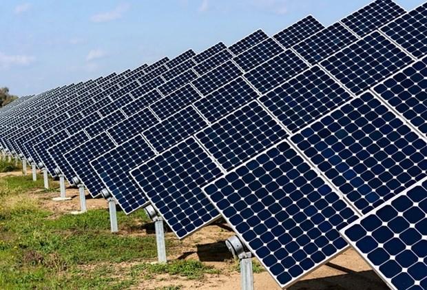 西宁省太阳能发电项目引进投资资金14.3万亿越盾 hinh anh 1