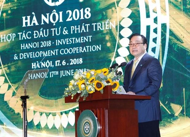 政府总理阮春福:河内市应寻找可持续且有突破性的长期增长动力 hinh anh 2