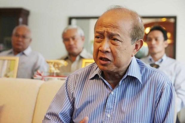 柬埔寨王子在车祸中受伤 王妃不幸丧生 hinh anh 1