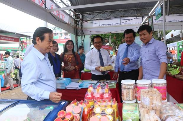 第一届九龙江三角洲水稻节在隆安省举行 hinh anh 2