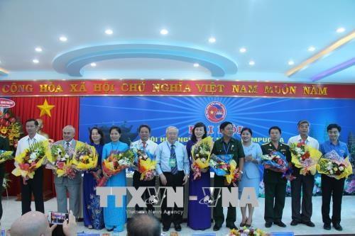 越柬友好协会平福省分会为越柬两国发挥桥梁作用 hinh anh 1