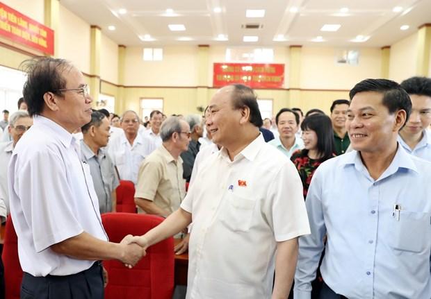 政府总理阮春福:时时刻刻保持高度警惕 避免被极端分子利用 hinh anh 2