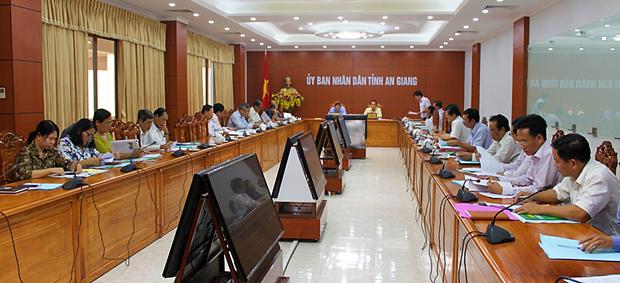 2018年安江省投资促进会预计于今年9月举行 hinh anh 1