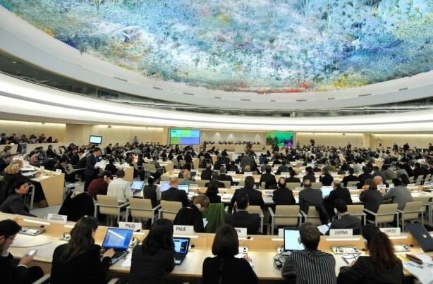 联合国人权理事会第38次会议开幕 hinh anh 1