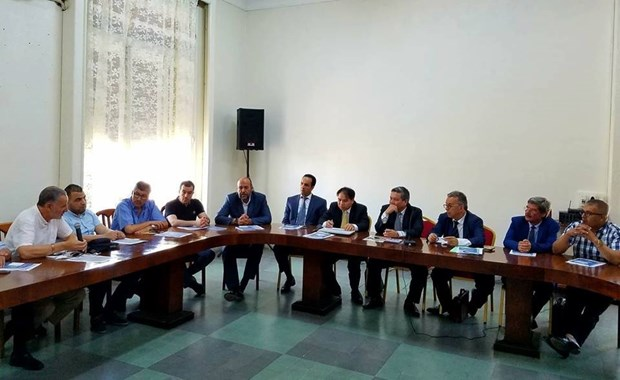 进一步加强越南与阿尔及利亚莫斯塔加纳姆省经贸领域合作 hinh anh 1