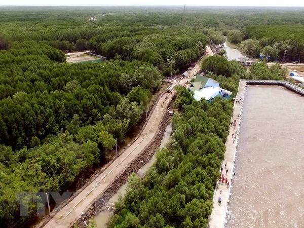 政府颁布有关适应气候变化、预防灾害的第76号决议 hinh anh 1
