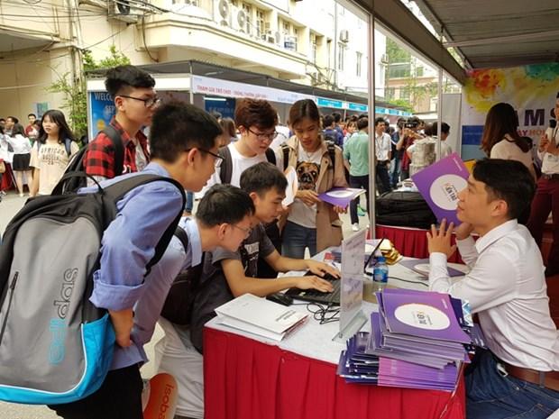 日本信息技术专业招聘会将在河内举行 hinh anh 1