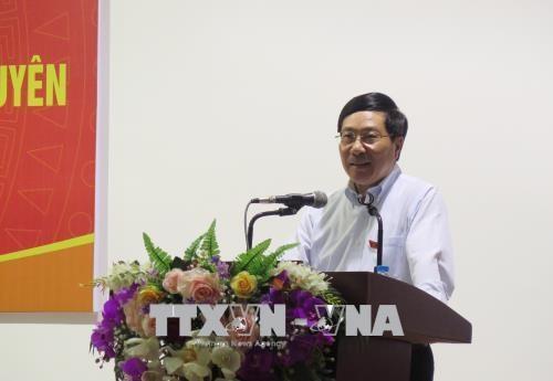 国会代表展开接待选民活动 倾听选民的意见 hinh anh 2