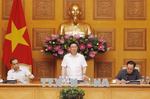 越南反洗钱指导委员会第一次会议在河内召开 hinh anh 2
