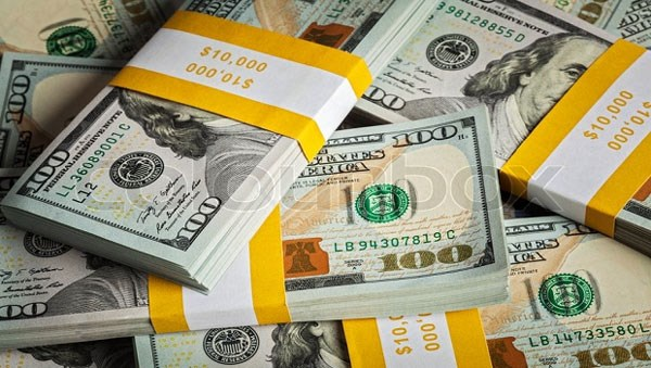 20日越盾兑美元中心汇率上涨15越盾 hinh anh 1