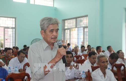 越南选民高度评价国会通过的内容 为国家发展作出贡献 hinh anh 2