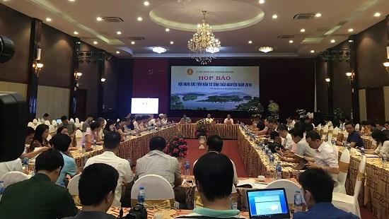 国内外800多名代表将参加2018年太原省投资促进会 hinh anh 1
