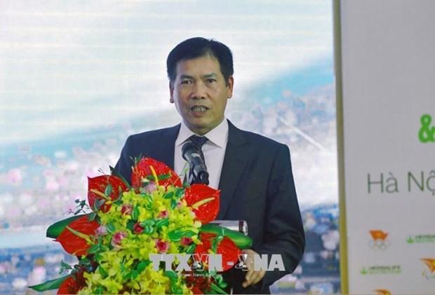 2018年亚运会:越南体育代表团力争至少获3枚金牌 hinh anh 1